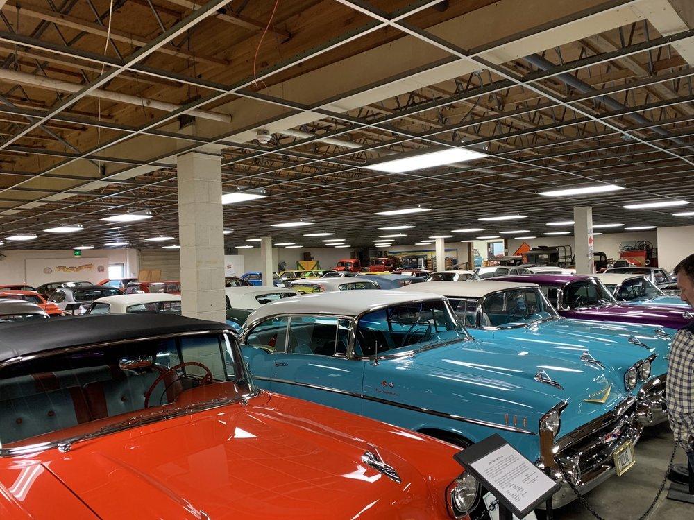 Montana Auto Museum: 1106 Main St, Deer Lodge, MT