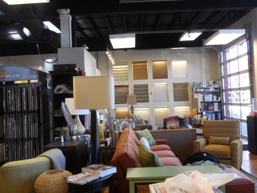 Small Showroom For Furniture Display But Can Get Many