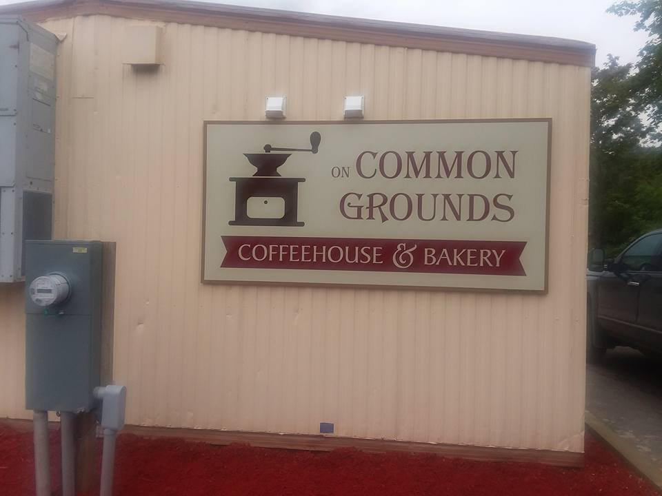 On Common Grounds Coffehouse & Bakery: 154 S Chenango St, Greene, NY