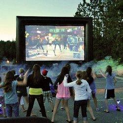 Funflicks Outdoor Movies Orlando Outdoor Movies