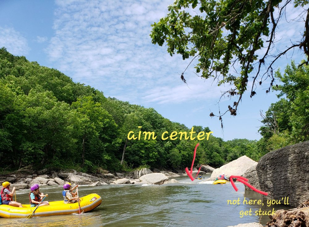 Vermillion River Rafting: 781 N 2249th Rd, Oglesby, IL
