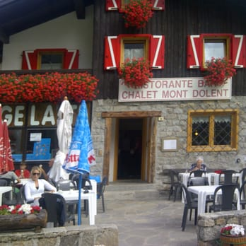 Ristorante Chalet Dolent Cucina Italiana Localita Lavachey Val