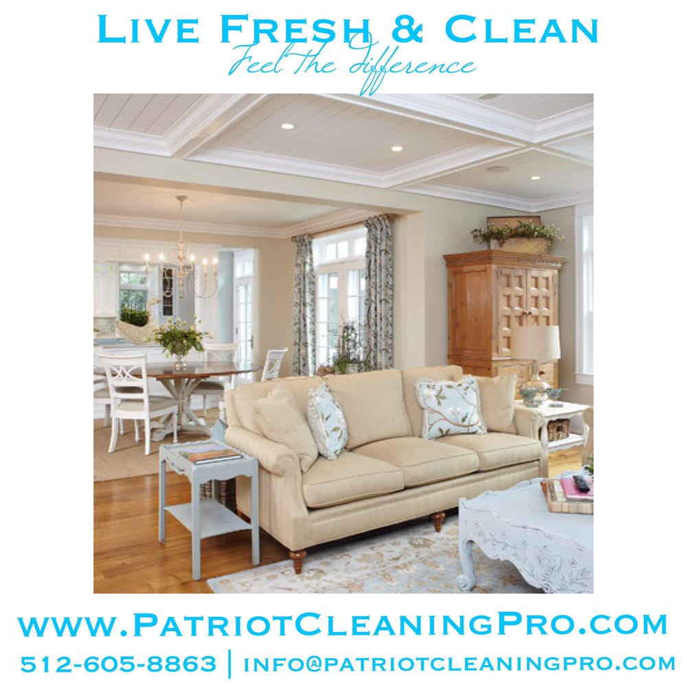Patriot Cleaning Office & Residential - Home Cleaning - Lakeway, TX ...
