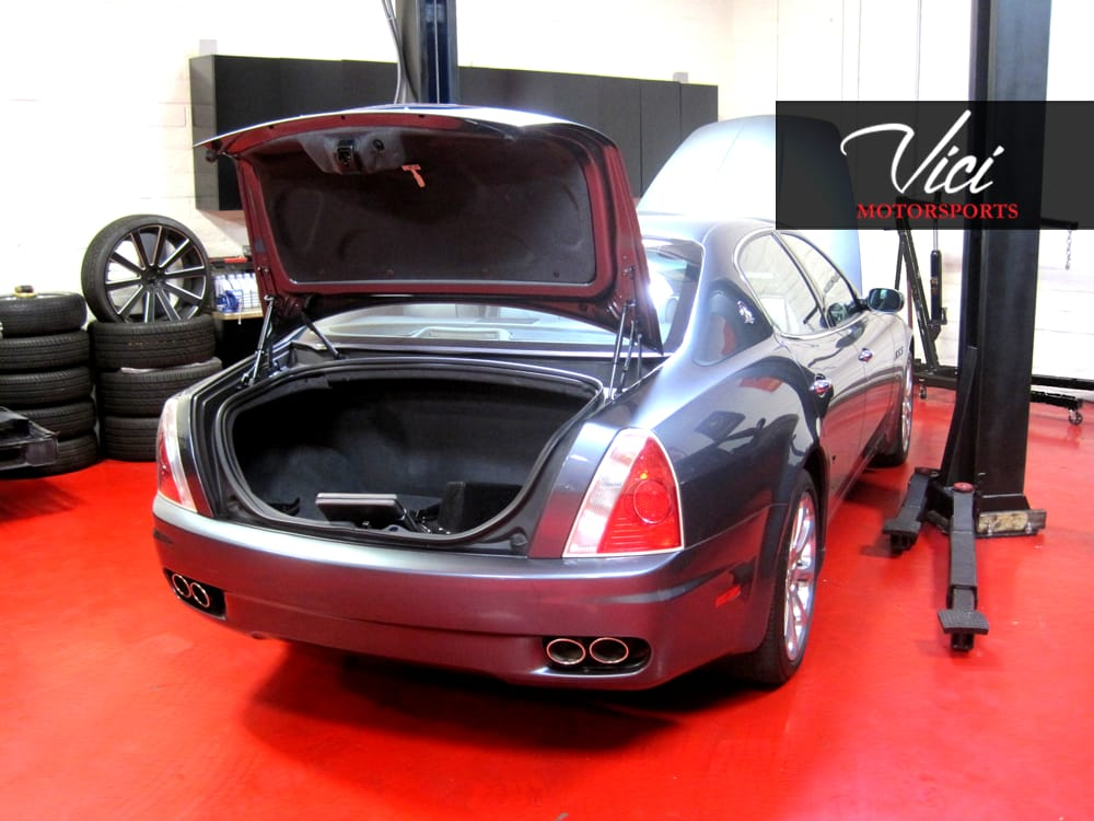 Maserati Service Orange County