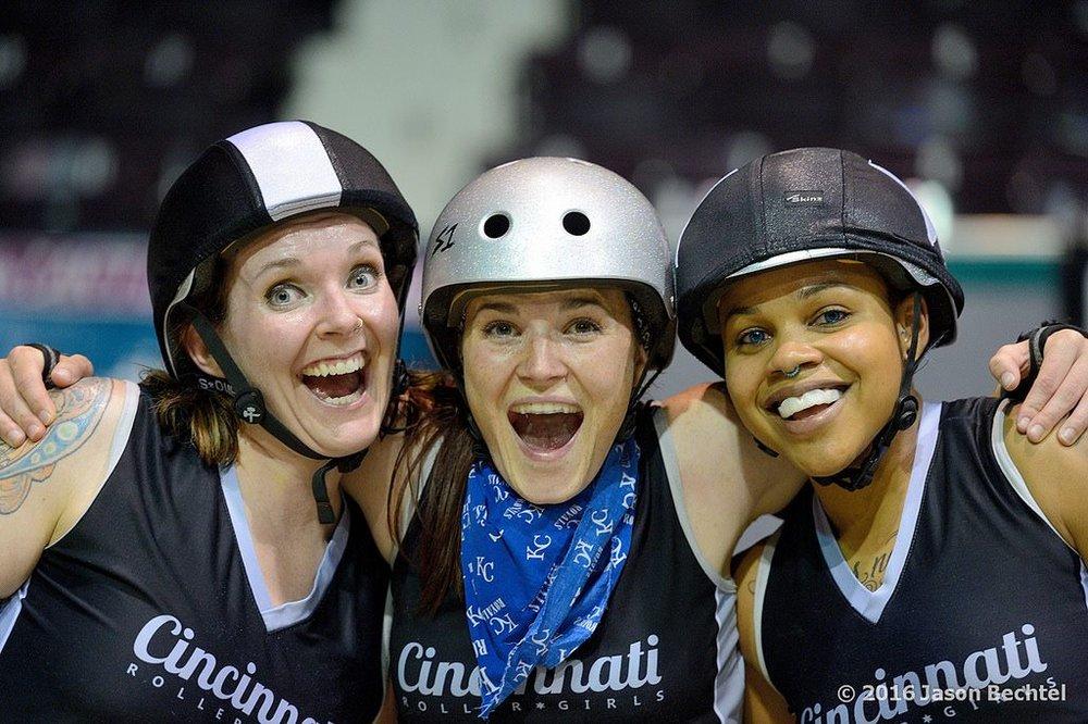 Cincinnati Rollergirls: 3900 Winding Way, Cincinnati, OH