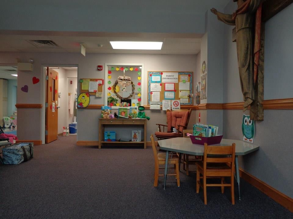 The Good Shepherd Nursery School: 708 Rte 88, Point Pleasant, NJ