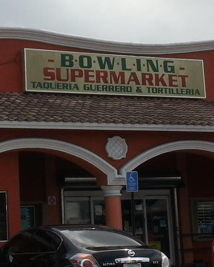 Bowling Supermarket: 1425 S Main St, Belle Glade, FL