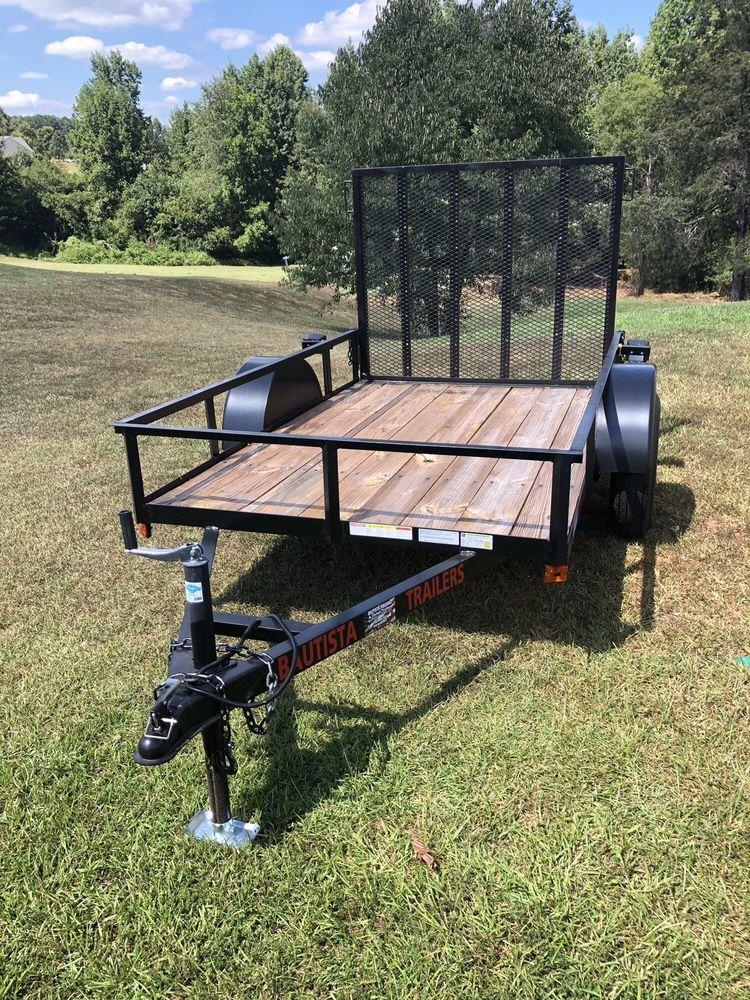 Bautista Welding And Custom Trailers: 1456 Funderburg Dr, Monticello, GA