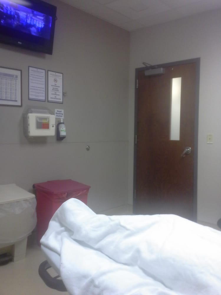Inside the emergency room - Yelp