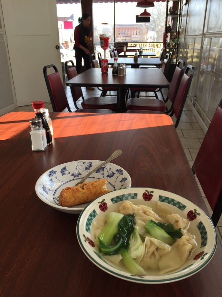 China Kitchen: 101 Washington St, Abbeville, SC