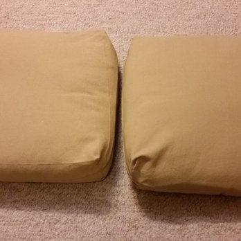 Custom Camper Cushions Fabric Purchased At Yardage Town 9 17 Yelp