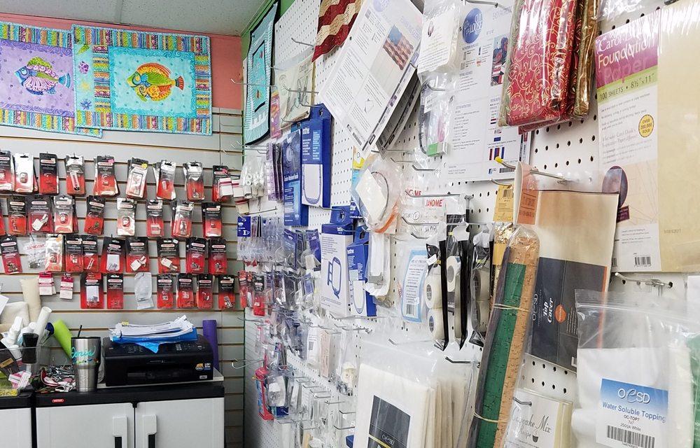Nancy's Fancy's Sewing Corner: 1446 NW 5th St, Richmond, IN