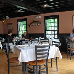Photo Of The Mansion Clam House Westport Ct United States Front Dining