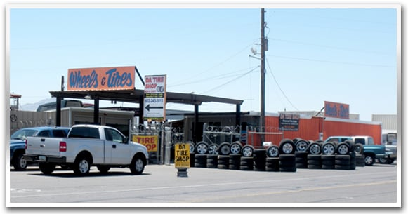 Da Tire Shop Tires 3011 W Broadway Rd Phoenix Az Phone