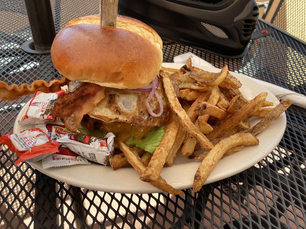 Judge's Char-Grill: 108 E Midland Ave, Woodland Park, CO