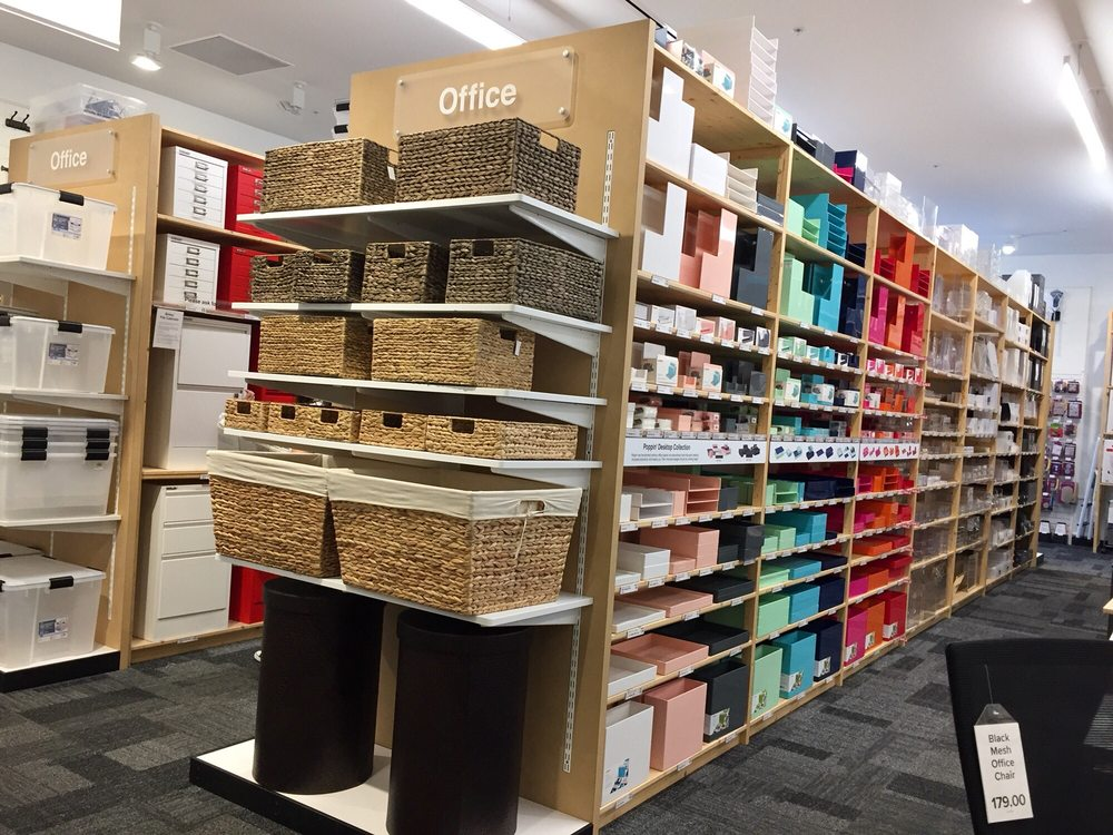 The Container Store: 2030 Arden Way, Sacramento, CA