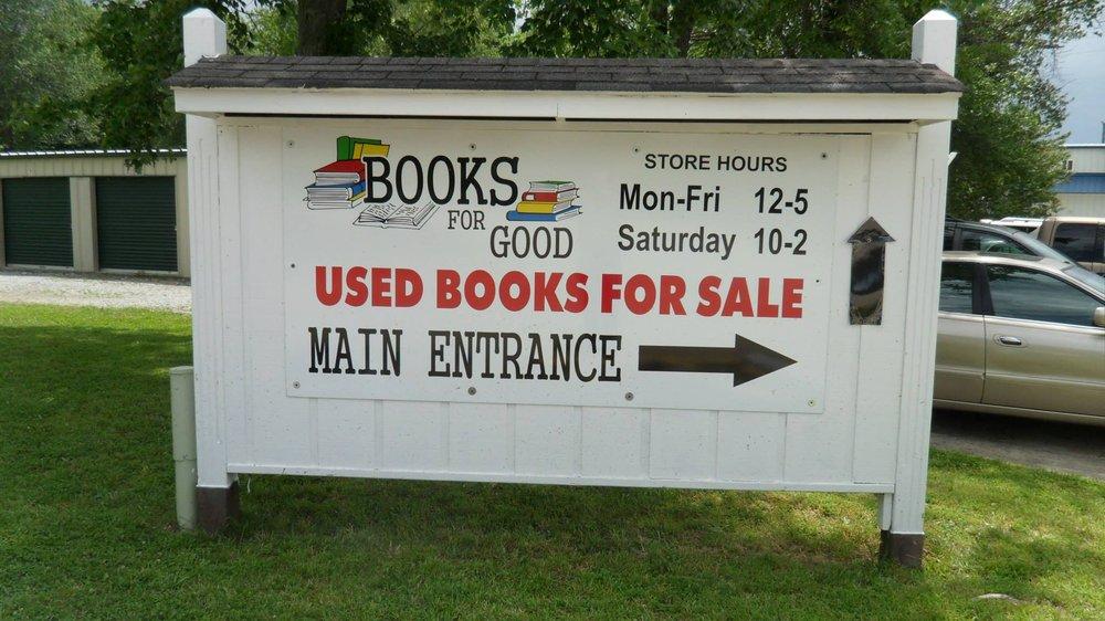 Books For Good: 50 Heritage Park Dr, Fletcher, NC