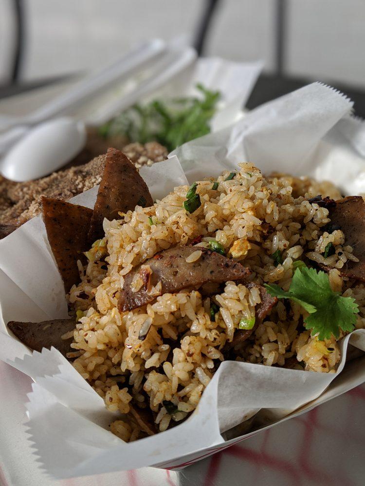 Fan Fried Rice Bar