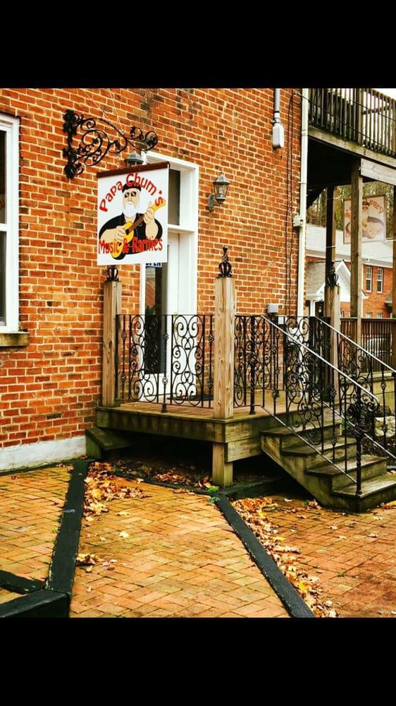Papa Chum's Music and Rarities: 522 Pinnacle Aly, Cumberland Gap, TN