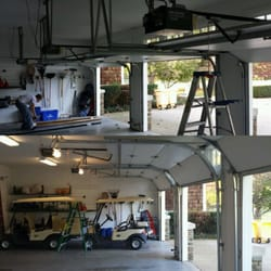 Photo Of OnTrac Garage Doors   Matthews, NC, United States. Extend Tracks To