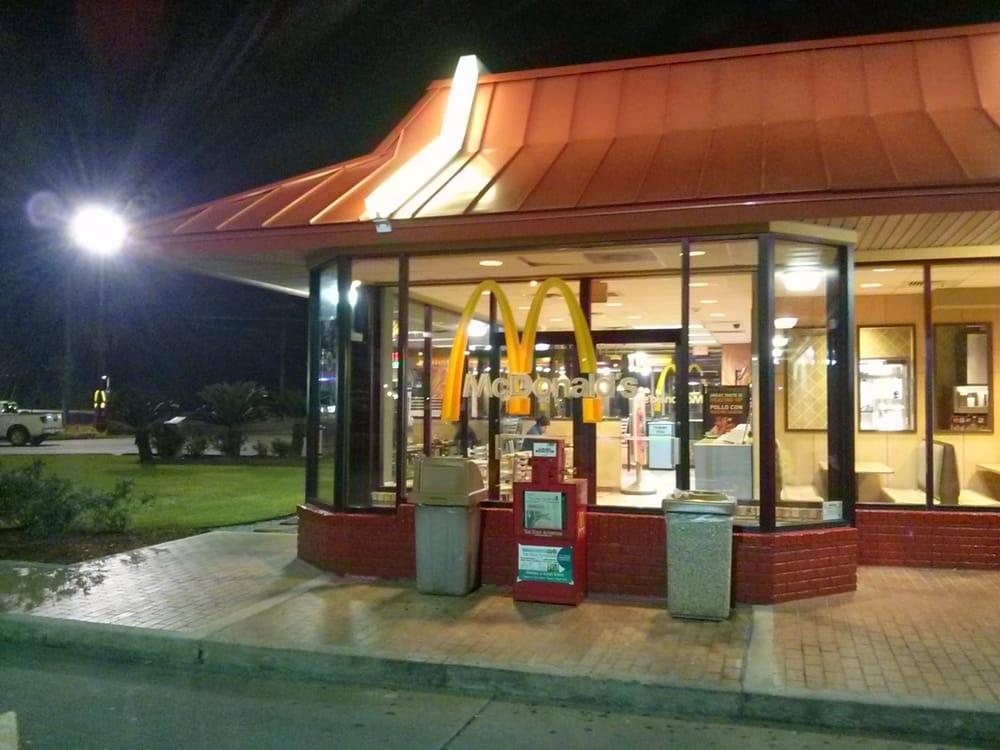 McDonald's: 1026 Church Point Hwy, Rayne, LA