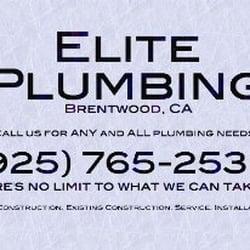 Elite Plumbing logo