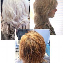 Amy hair salon 44 fotos y 15 rese as peluquer as for A new salon seneca sc