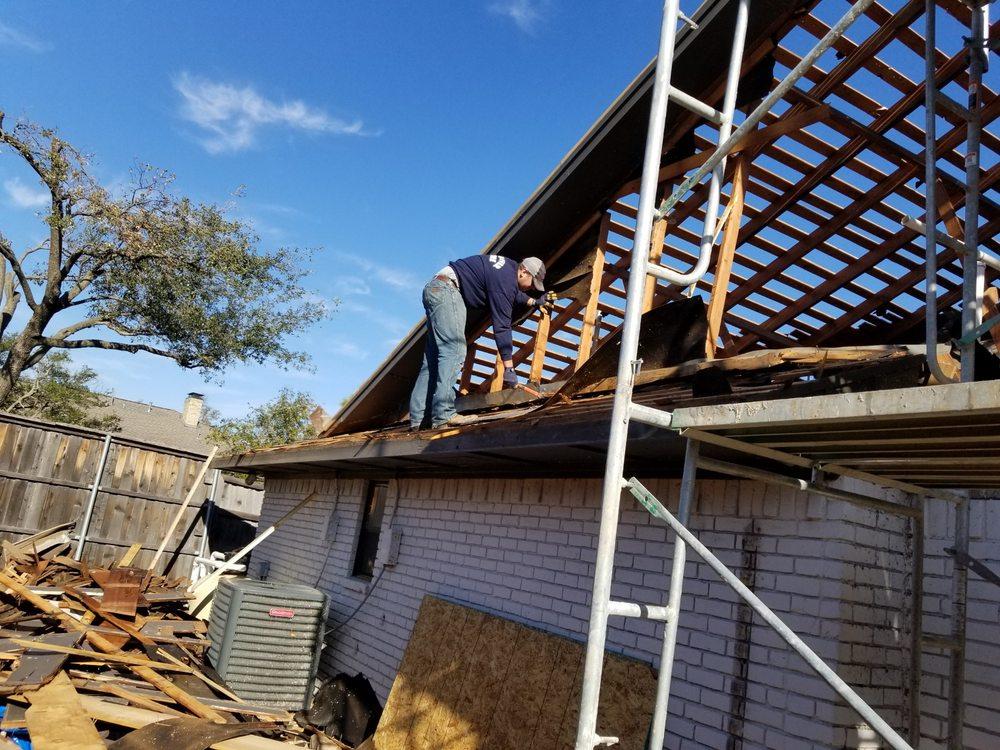 Task Force Construction: 965 Overland Dr, McKinney, TX
