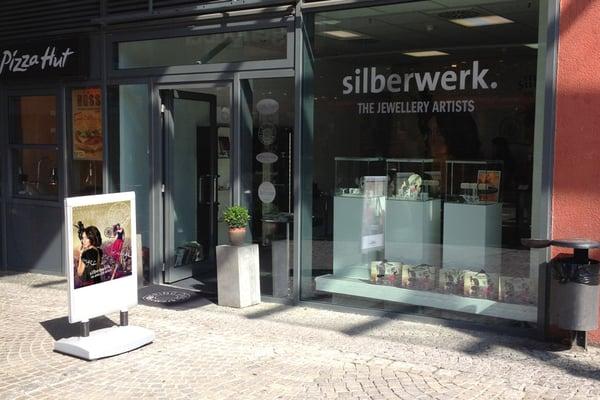 Silberwerk Jewelry City Carree Ernst Ludw Str 3 Darmstadt