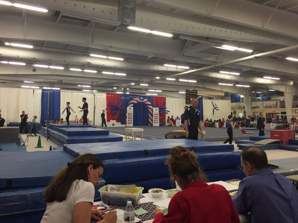 Parkette National Gymnastics Center: 401 Martin Luther King Jr Dr, Allentown, PA