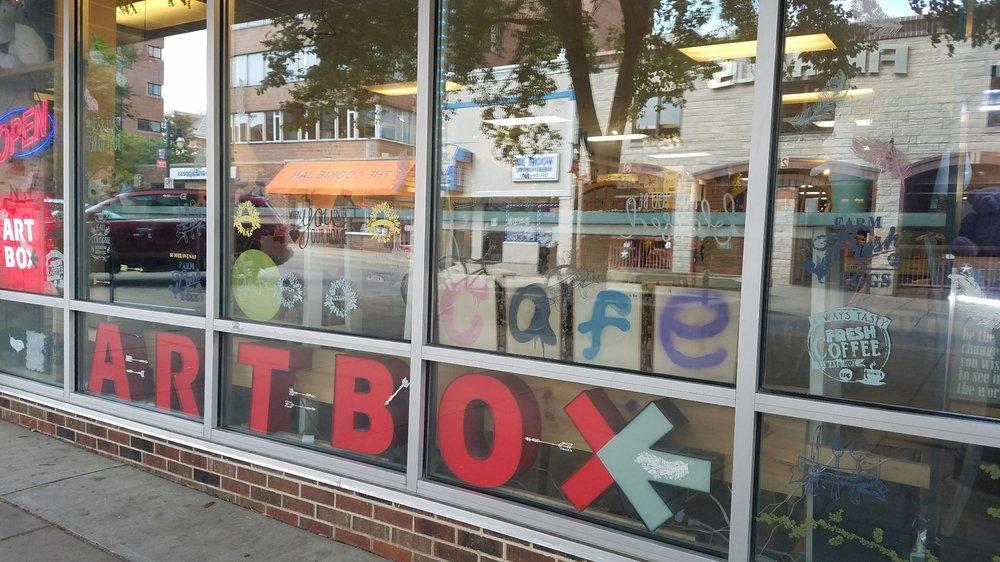 Artbox: 707 S 6th St, Champaign, IL