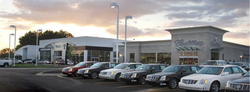 LaFontaine Cadillac Buick GMC of Highland - 13 Photos & 57 Reviews - Car Dealers - 4000 W ...