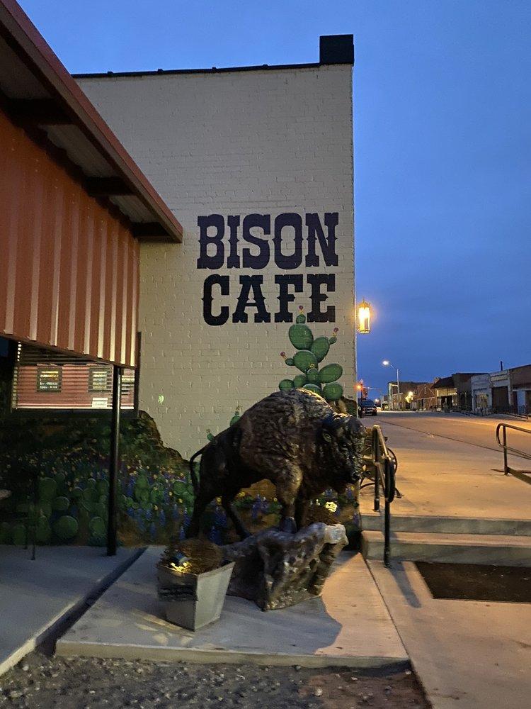Bison Cafe: 114 West Main St, Quitaque, TX