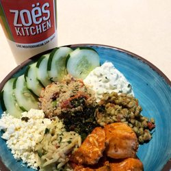 Zoës Kitchen - 18 Photos & 19 Reviews - Mediterranean - 1800 E ...
