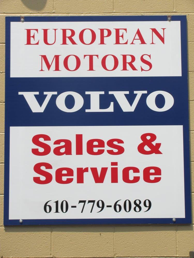 European Motors: 2861 Perkiomen Ave, Reading, PA