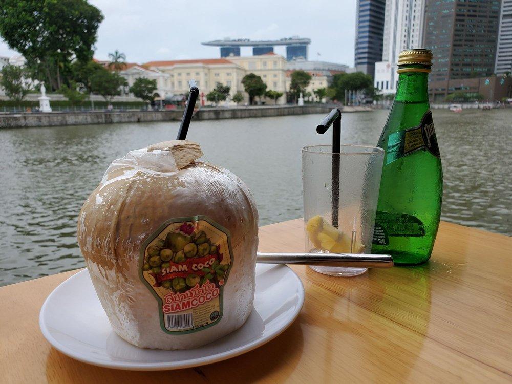 Tian Tian Fisherman's Pier Seafood Restaurant Singapore