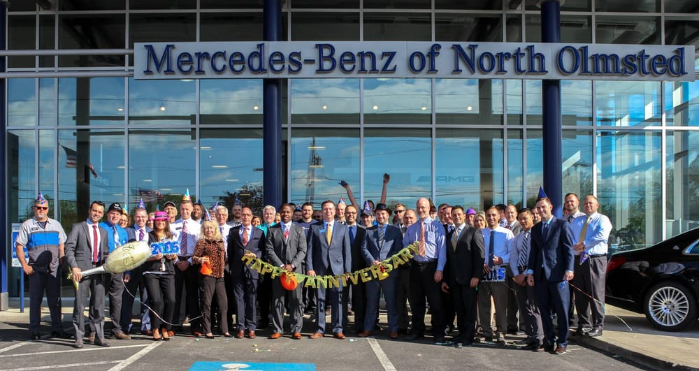 Mercedes-Benz of North Olmsted