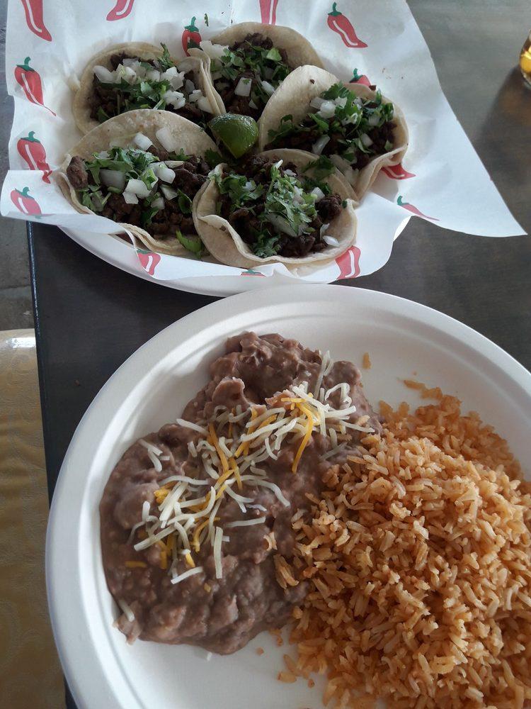 Taco Loco: 3310 W Center St, Anderson, CA
