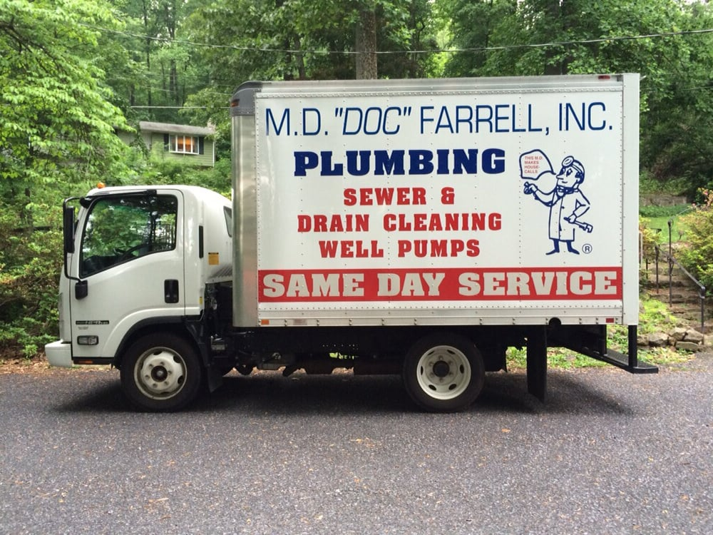 M D Farrell: 411 Church Lane Rd, Reading, PA
