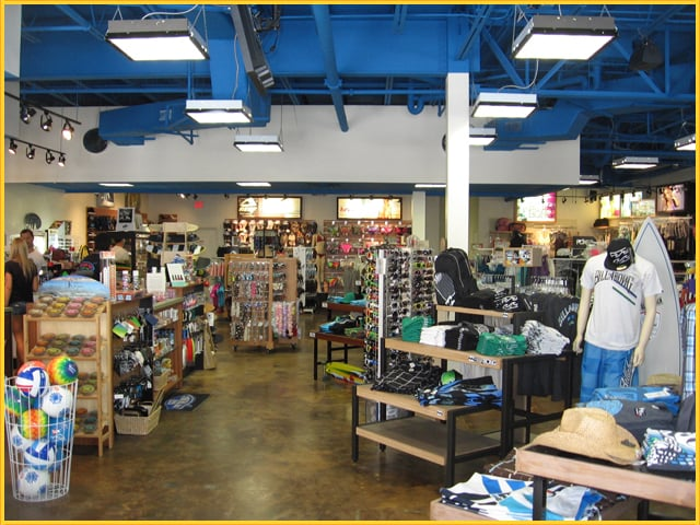 Maui Nix Surf Shop: 483 Mandalay Ave, Clearwater, FL