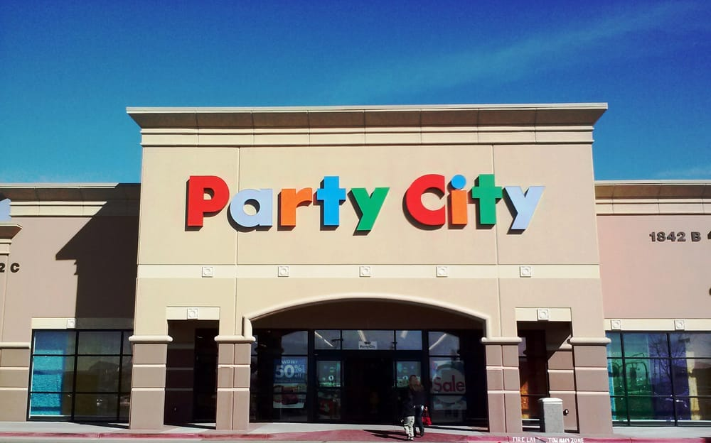Party City was established in and is a well known party goods supplier. The company has locations all over the world, including America, Australia, Europe and Asia. Party City sells all kinds of high quality party products. For more information do not hesitate to contact Party City in El Paso at Joe Battle Blvd,