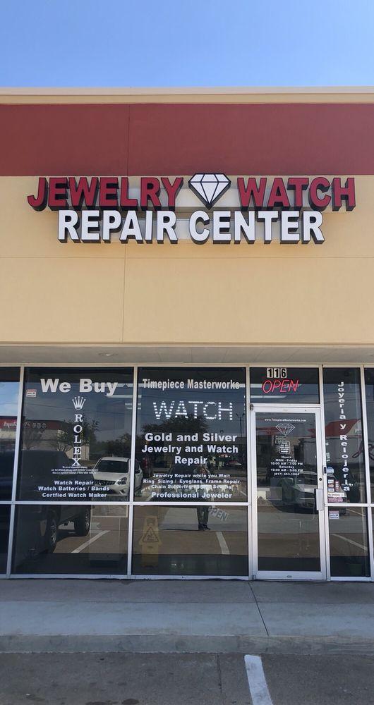 Timepiece Masterworks: 2860 Fm 157, Mansfield, TX