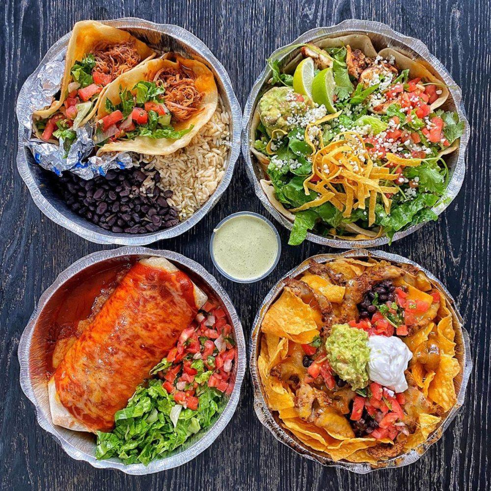 Cafe Rio Mexican Grill: 1128 S 450 W, Brigham City, UT