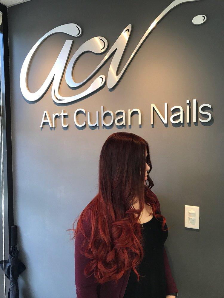 Art Cuban Nails: 2350 SW 27th Ave, Miami, FL
