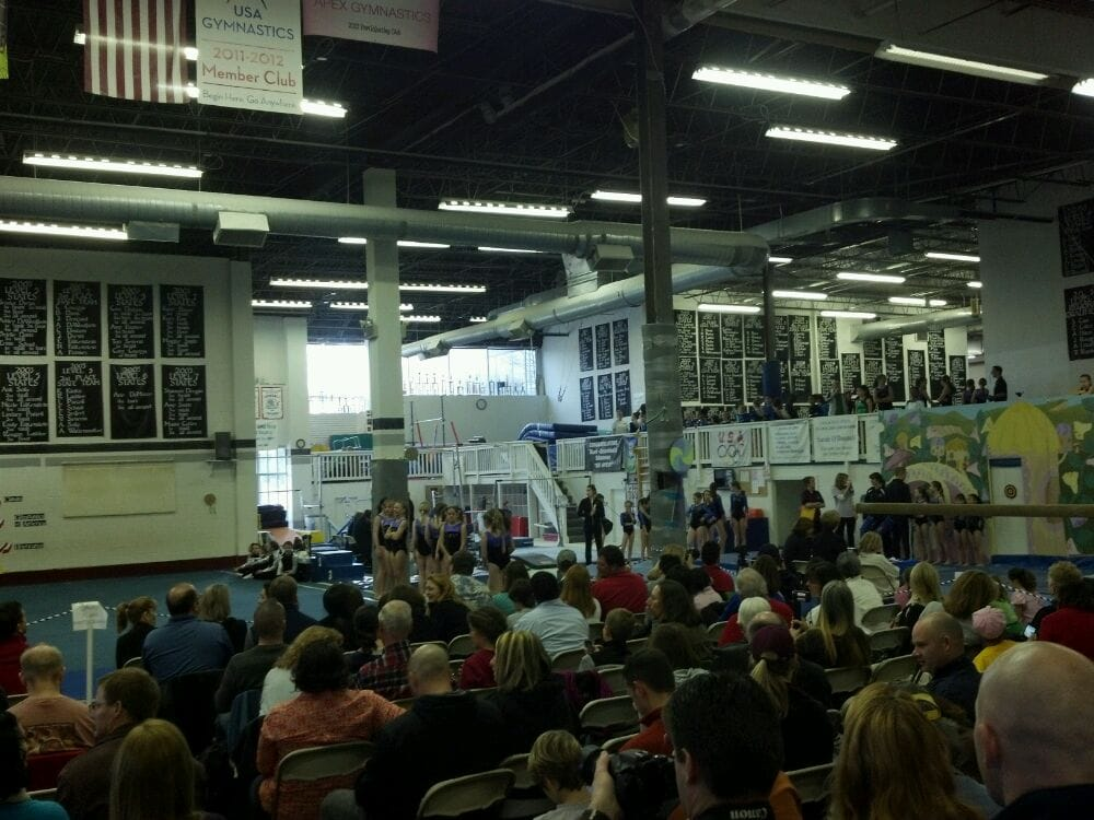 Apex Gymnastics: 741 Miller Dr SE, Leesburg, VA