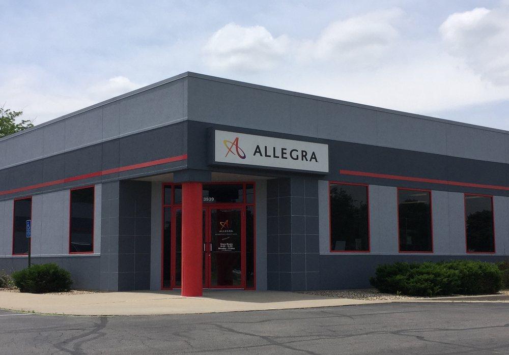 Allegra Marketing Print Mail: 3939 16th Ave SW, Cedar Rapids, IA
