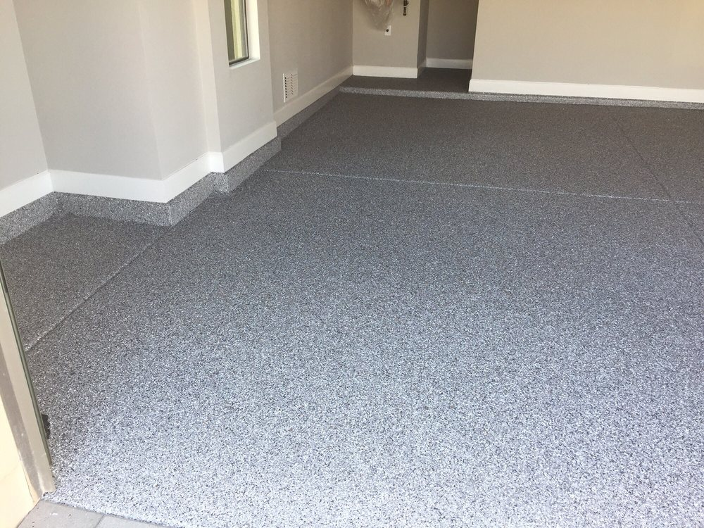 Garage Floor Coating - 35 Photos & 11 Reviews - Contractors