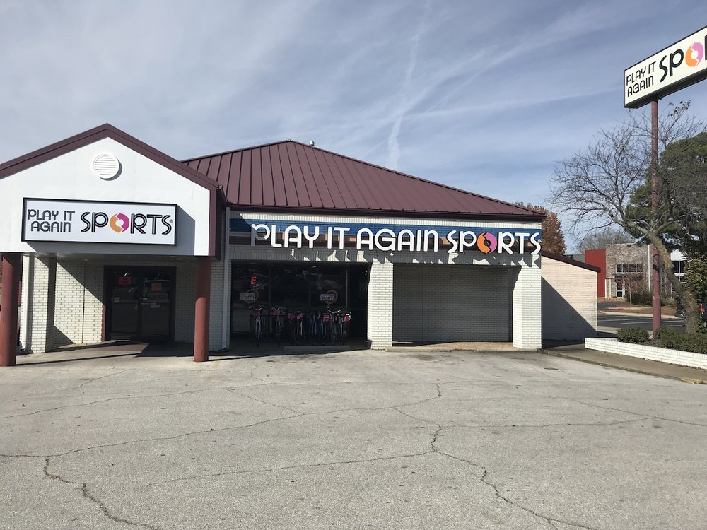 Play It Again Sports - Fayetteville: 3107 N College Ave, Fayetteville, AR