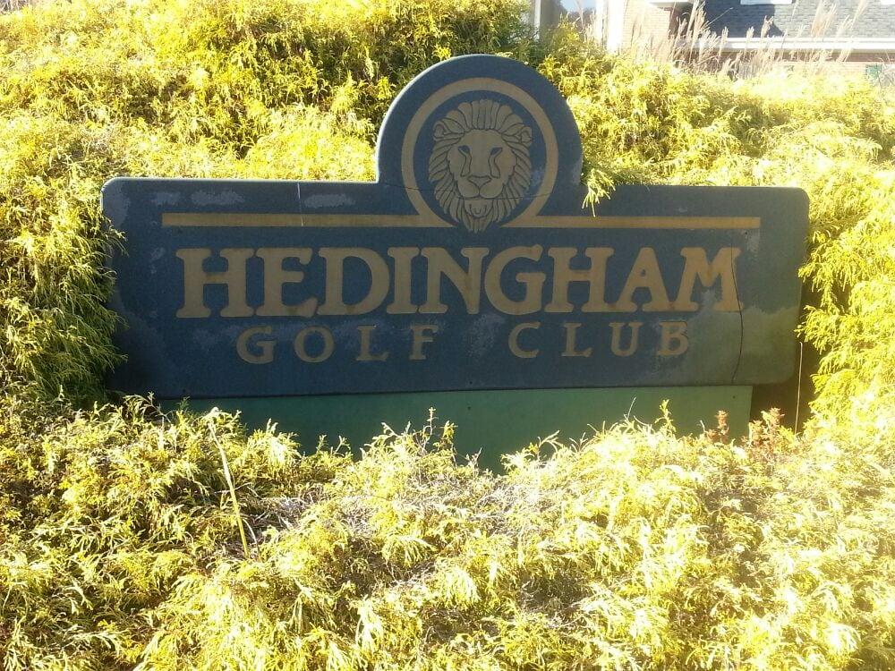 Hedingham Golf Club