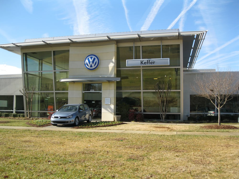 Keffer Volkswagen 25 Reviews Dealerships 13651